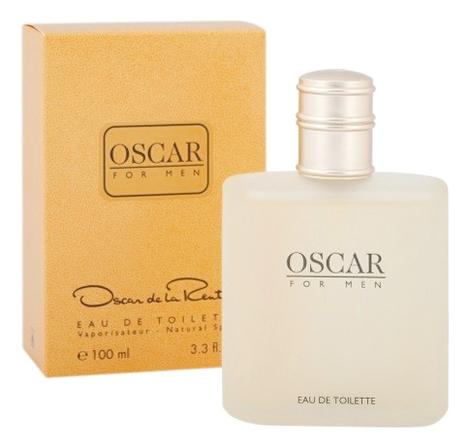 Купить Oscar for Men: туалетная вода 100мл, Oscar de la Renta