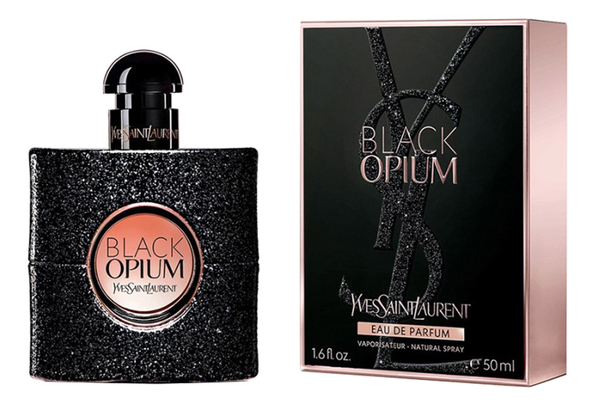 YSL Black Opium: парфюмерная вода 50мл ysl black opium collector edition 2018 парфюмерная вода 50мл тестер