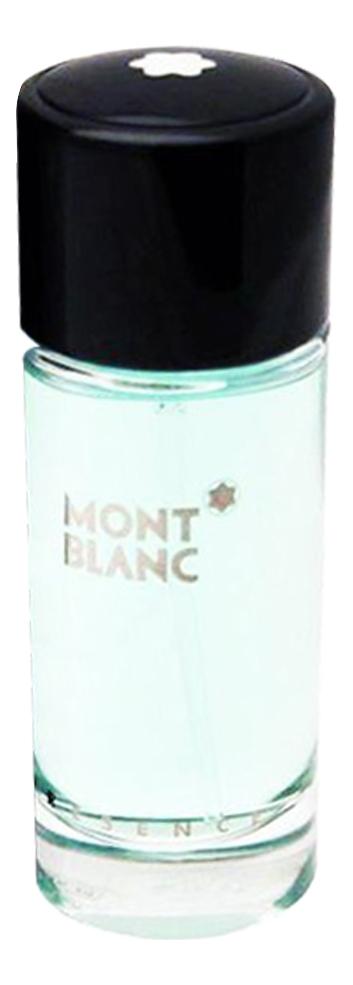Mont Blanc Presence Man: туалетная вода 30мл тестер mont blanc femme de montblanc туалетная вода тестер 30 мл