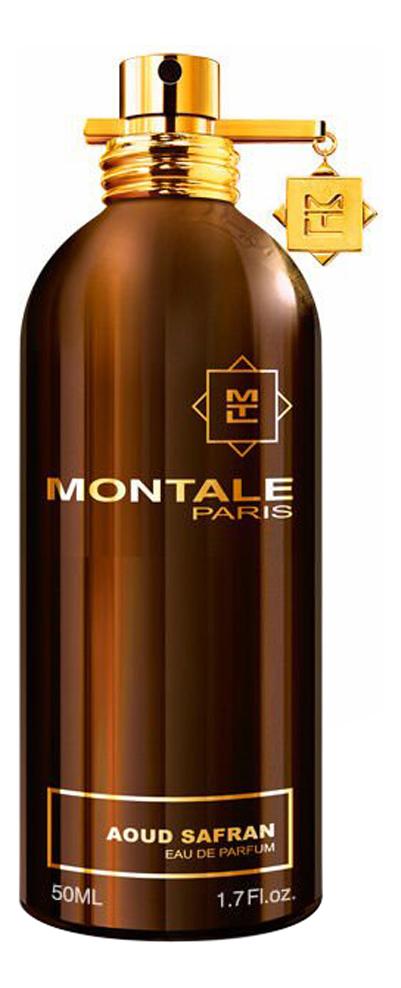 цена Montale Aoud Safran: парфюмерная вода 50мл онлайн в 2017 году