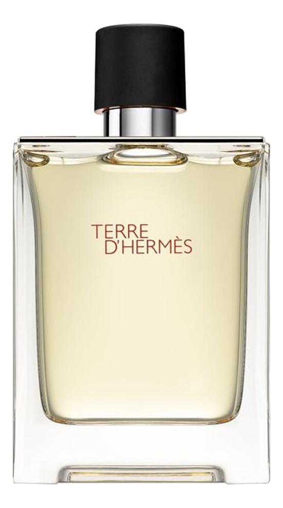 Terre D'Hermes pour homme: лосьон после бритья 100мл недорого