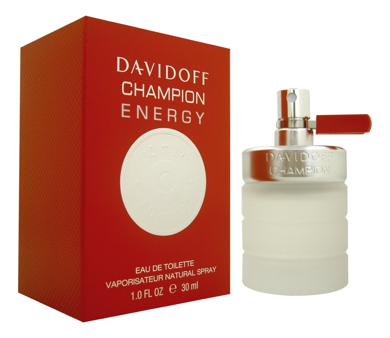 Davidoff Champion Energy: туалетная вода 30мл