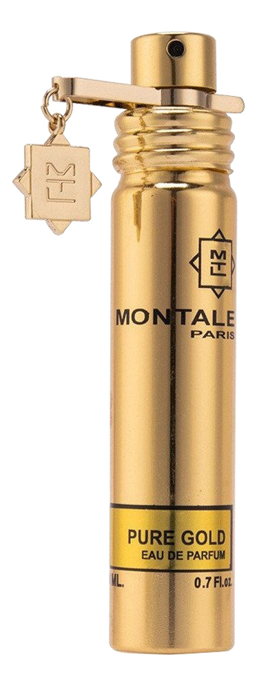 Montale Pure Gold: парфюмерная вода 20мл цена 2017