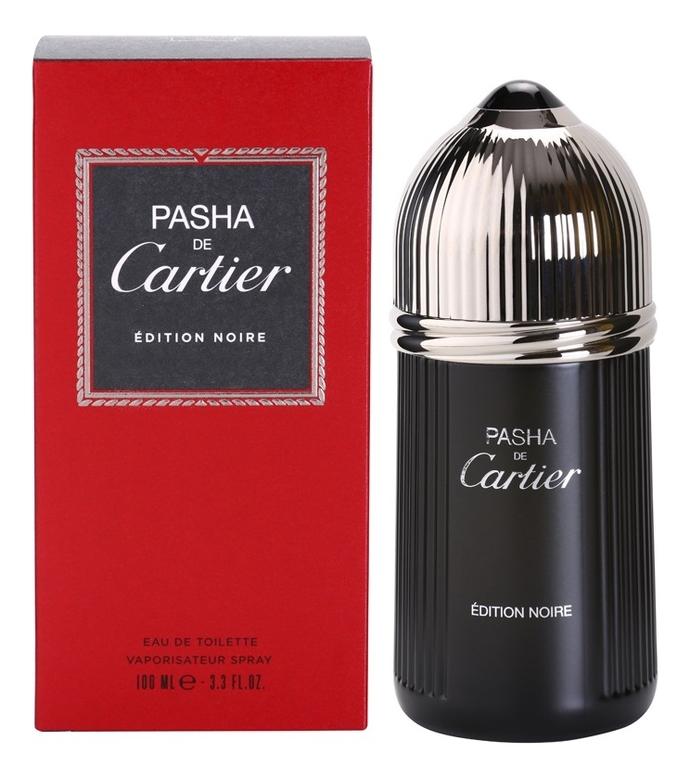 Pasha de Cartier Edition Noire: туалетная вода 100мл pasha de cartier edition noire sport туалетная вода 50мл