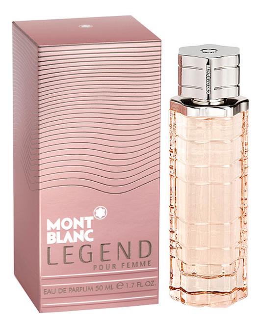 Mont Blanc Legend women: парфюмерная вода 50мл mont blanc legend men туалетная вода 50мл