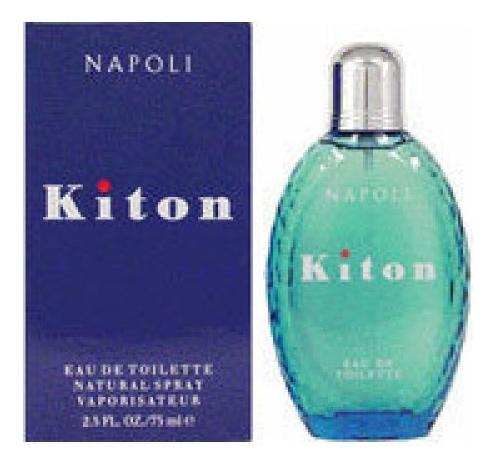 Kiton Napoli: туалетная вода 75мл цена 2017