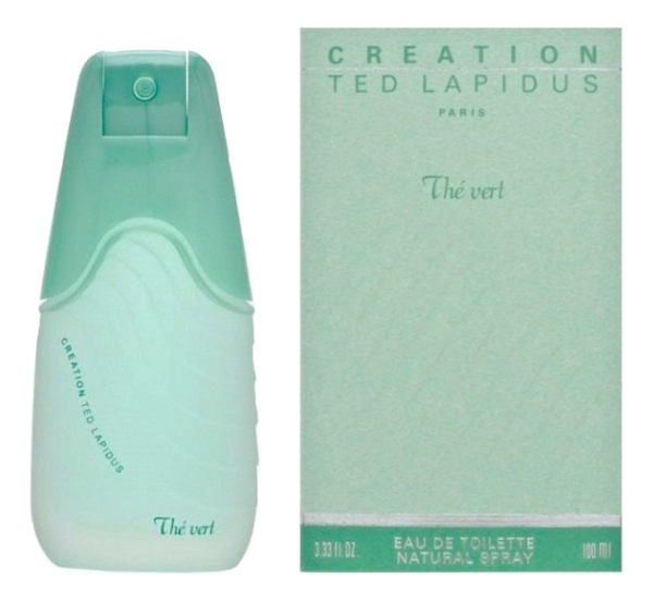 Купить Creation The Vert: туалетная вода 100мл, Ted Lapidus