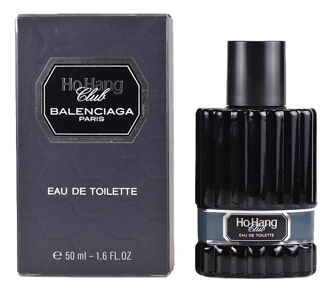 Balenciaga Ho Hang Club Винтаж: туалетная вода 50мл (без спрея)