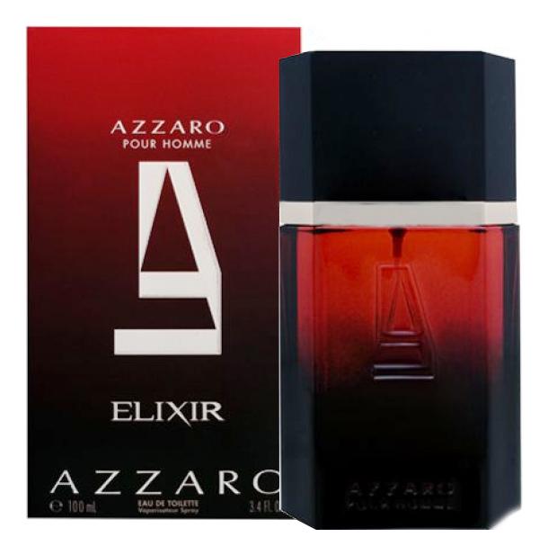 Azzaro Pour Homme Elixir: туалетная вода 100мл azzaro pour homme туалетная вода 200мл