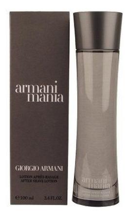 Armani Mania pour homme: лосьон после бритья 100мл andy warhol pour homme лосьон после бритья 100мл