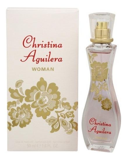 Christina Aguilera Woman: парфюмерная вода 50мл фото