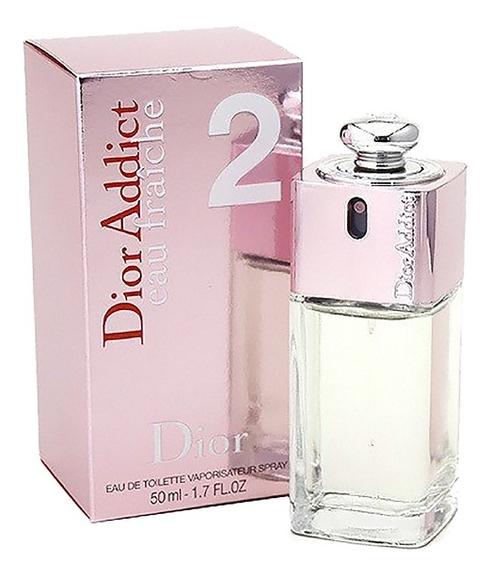 Christian Dior Addict 2 Eau Fraiche: туалетная вода 50мл christian dior addict eau fraiche 2004 туалетная вода 50мл тестер