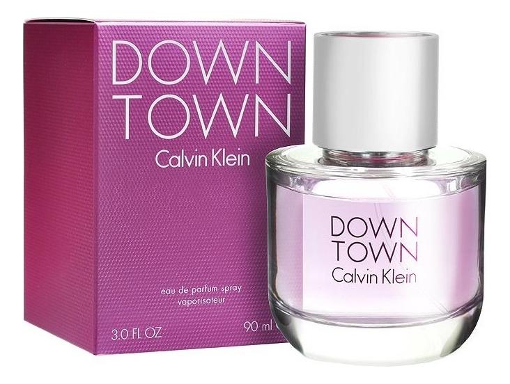 Calvin Klein Downtown: парфюмерная вода 90мл джемпер calvin klein calvin klein ca105emgity4
