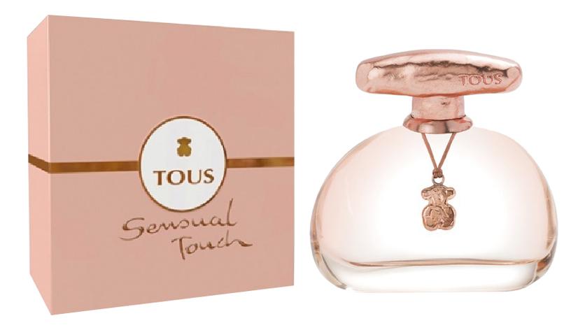 Tous Sensual Touch: туалетная вода 100мл