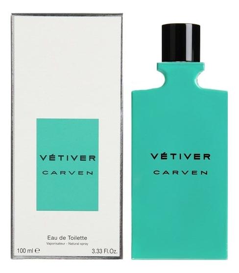 Купить Vetiver 2014: туалетная вода 100мл, Carven