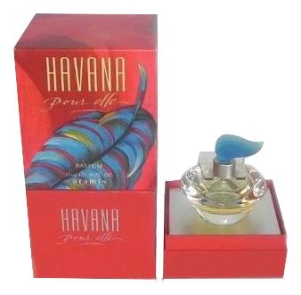 Aramis Havana Pour Elle Винтаж: духи 11мл loris azzaro azzaro pour elle туалетные духи тестер 75 мл