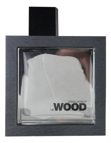 Dsquared2 He Wood Silver Wind Wood: туалетная вода 100мл тестер