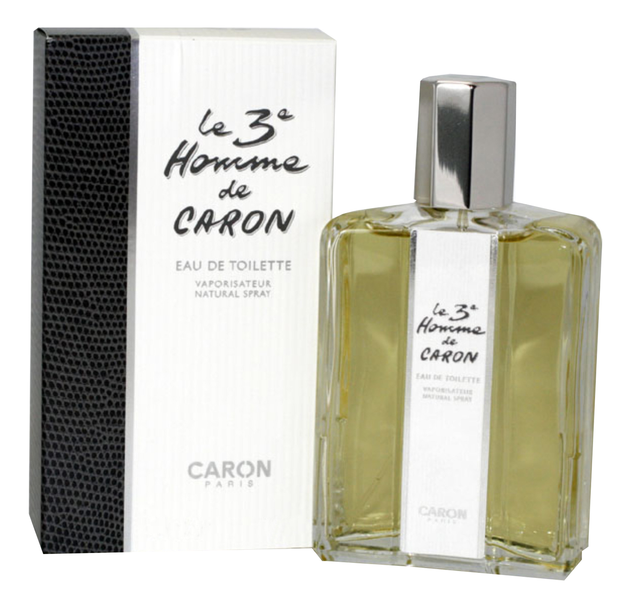 Купить Le 3' Homme De Caron: туалетная вода 100мл (старый дизайн)