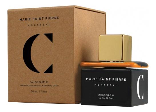 Marie Saint Pierre C: парфюмерная вода 50мл marie estripeaut bourjac hagamos las paces
