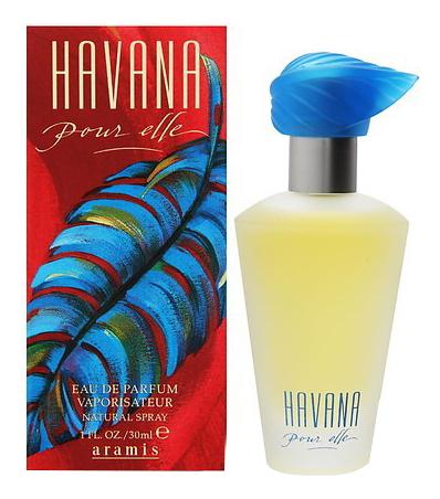 Фото - Havana Pour Elle Винтаж: парфюмерная вода 30мл парфюмерная вода evaflor je t aime pour elle 100 мл