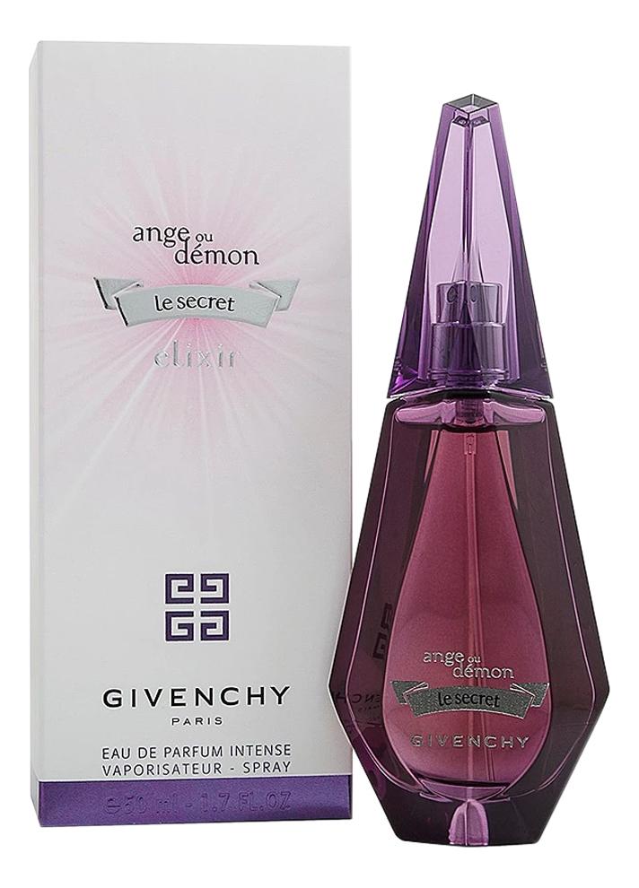 Купить Ange ou Demon Le Secret Elixir: парфюмерная вода 50мл, Givenchy