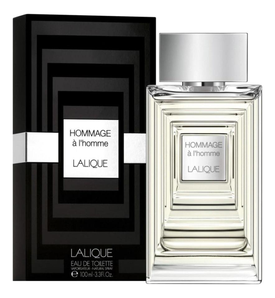 Купить Hommage a L'Homme: туалетная вода 100мл, Lalique