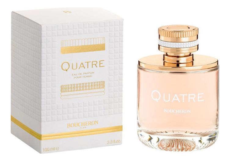 Quatre: парфюмерная вода 100мл, Boucheron  - Купить