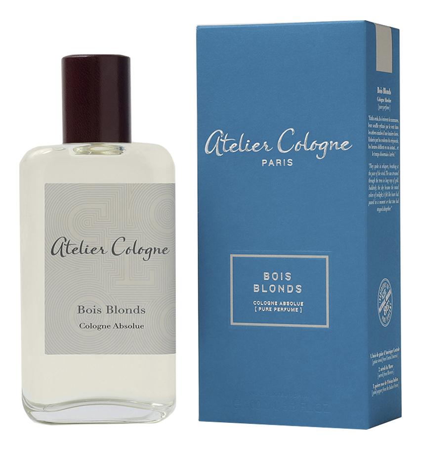 Atelier Cologne Bois Blonds: одеколон 100мл мыло atelier cologne atelier cologne at013lugn840