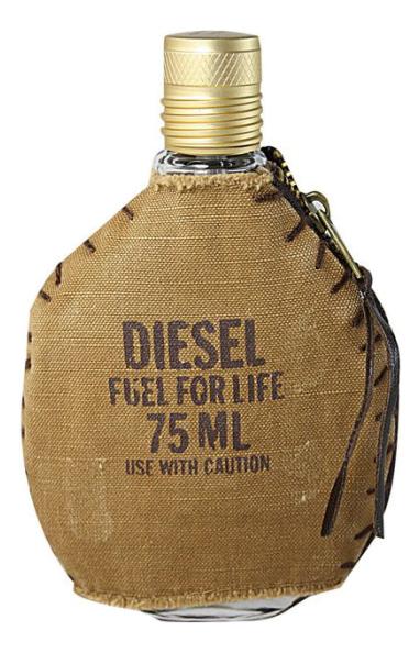 Diesel Fuel For Life Men: туалетная вода 75мл тестер