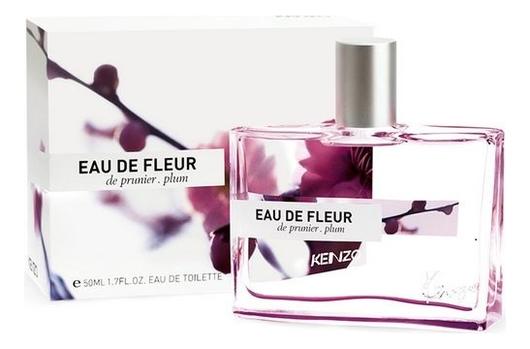 Kenzo Eau de Fleur prunier plum: туалетная вода 50мл