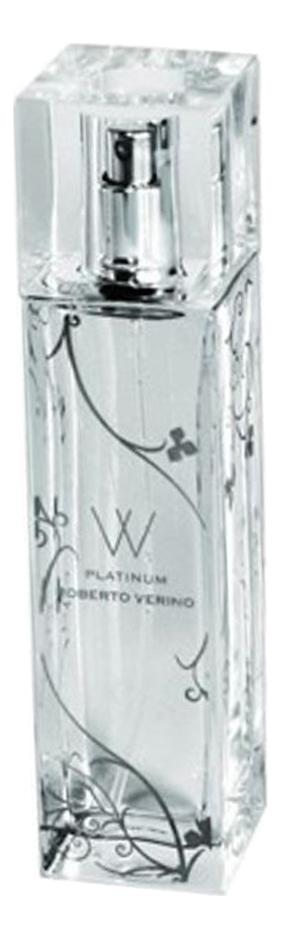Roberto Verino VV Platinum: парфюмерная вода 30мл тестер