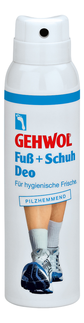 Дезодорант для ног и обуви Fub + Schuh Deo 150мл