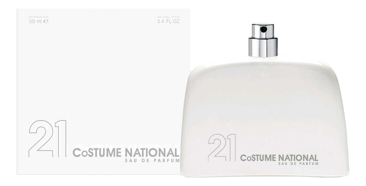 CoSTUME NATIONAL 21: парфюмерная вода 50мл