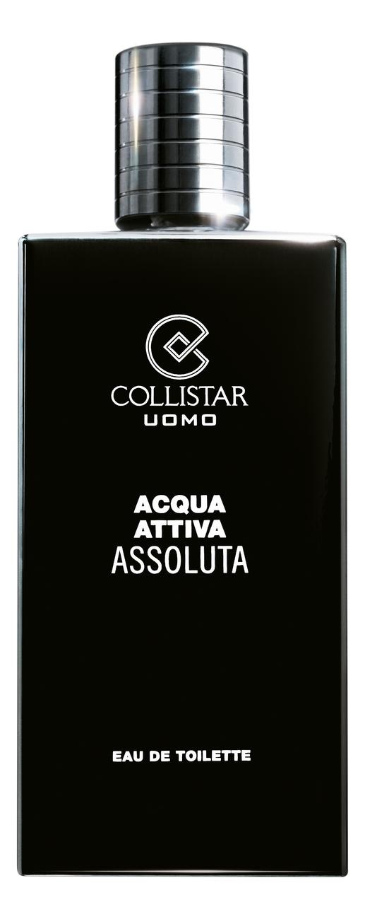 Collistar Acqua Attiva Assoluta: туалетная вода 100мл тестер collistar talasso scrub anti age купить