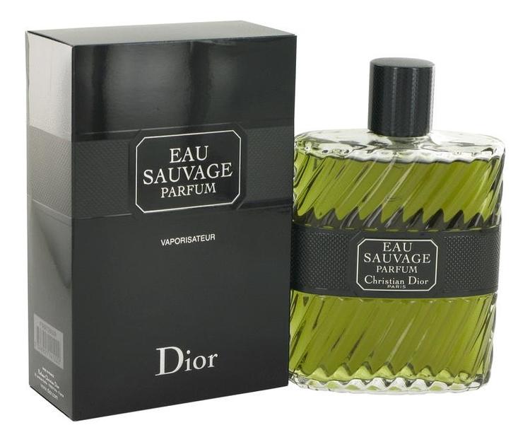 Eau Sauvage Parfum: духи 50мл недорого