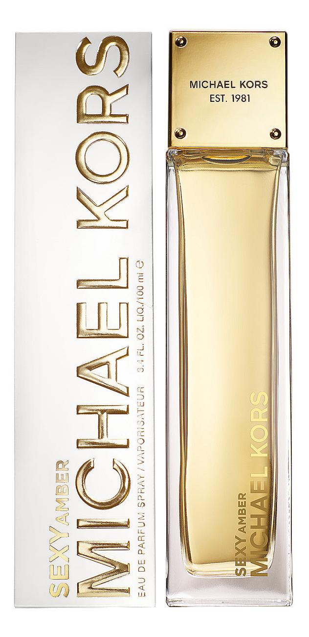 Sexy Amber: парфюмерная вода 100мл