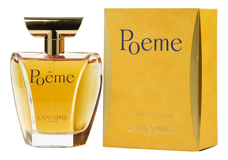 Купить Poeme (современное издание): парфюмерная вода 100мл, Lancome