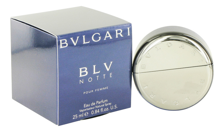 Bvlgari BLV Women: парфюмерная вода 25мл