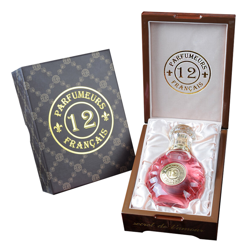 Купить Les 12 Parfumeurs Francais Secret de l'Amour: парфюмерная вода 100мл, Les 12 Parfumeurs Francais Secret de l'Amour