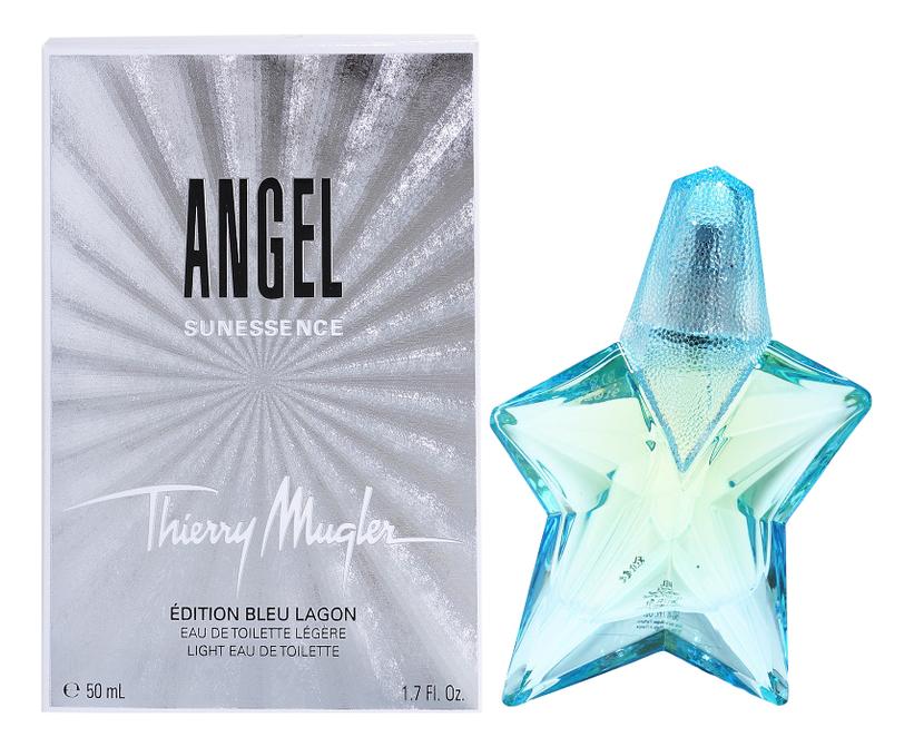 Купить Angel Sunessence Edition Bleu Lagon: туалетная вода 50мл, Mugler