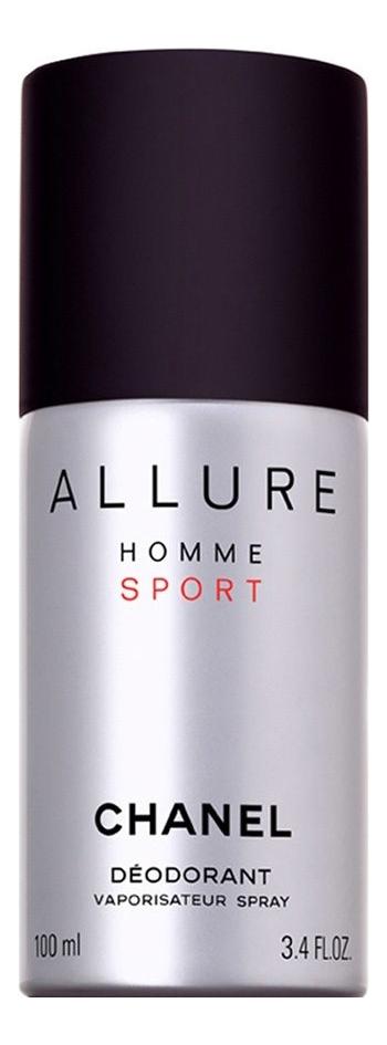 Allure Homme Sport: дезодорант 100мл недорого