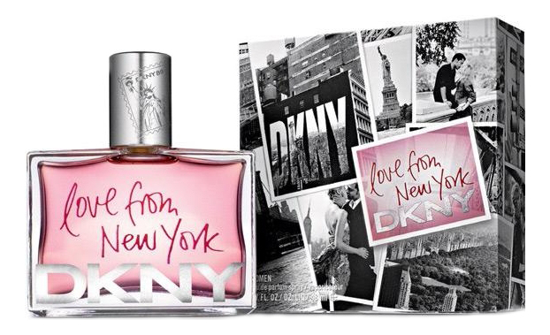DKNY Love from New York for Women: парфюмерная вода 48мл