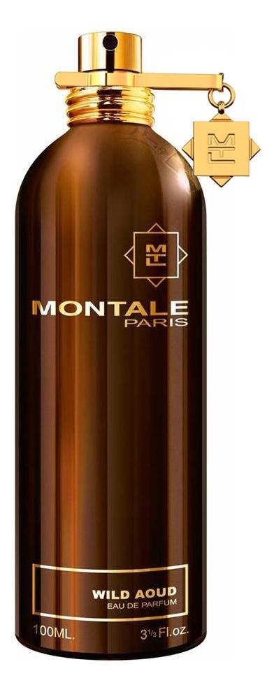 Montale Wild Aoud: парфюмерная вода 100мл montale aoud sense туалетные духи тестер 100 мл
