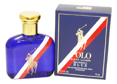 Ralph Lauren Polo Red White & Blue: туалетная вода 75мл