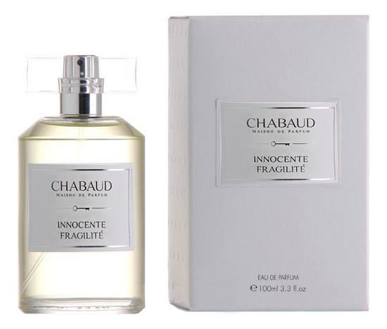 Chabaud Maison de Parfum Innocente Fragilite: парфюмерная вода 100мл chabaud maison de parfum nectar de fleurs парфюмерная вода 100мл