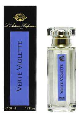 Verte Violette: туалетная вода 50мл