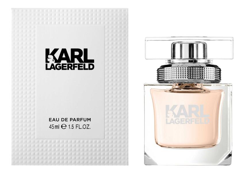 Купить For Her: парфюмерная вода 45мл, Karl Lagerfeld