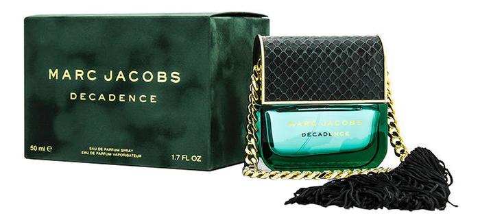 Marc Jacobs Decadence: парфюмерная вода 50мл недорого
