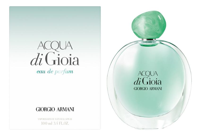 Armani Acqua di Gioia: парфюмерная вода 100мл