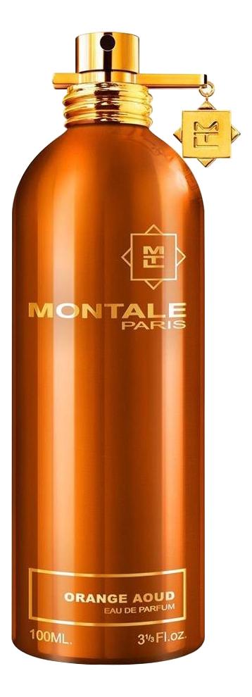 Montale Orange Aoud: парфюмерная вода 2мл montale aoud amber rose